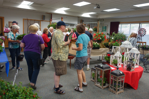 Wilsonville Garden Club's 2015 Spring Plant Sale