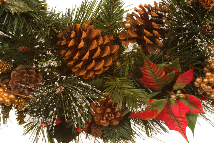Wilsonville Garden Club Annual Swag Sale Dec 1 at 9am