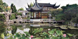 Aug 1 - Portland Lan Su Chinese Garden @ Lan Su Chinese Gardems